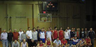 Zajednički snimak bečejskih košarkaških veterana iz 2010. godine | Foto: Vlastimir Jankov