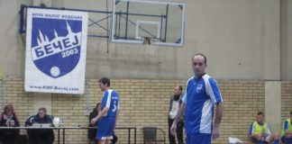 Futsaleri Bečeja posle dva meseca ponovo izlaze na teren | Foto: Vlastimir Jankov