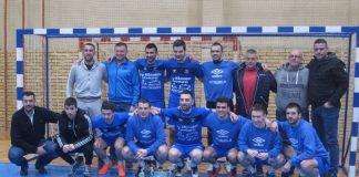 Ekipa Pet prijatelja odbranila je titulu pobednika u Bečeju | Foto: Vlastimir Jankov