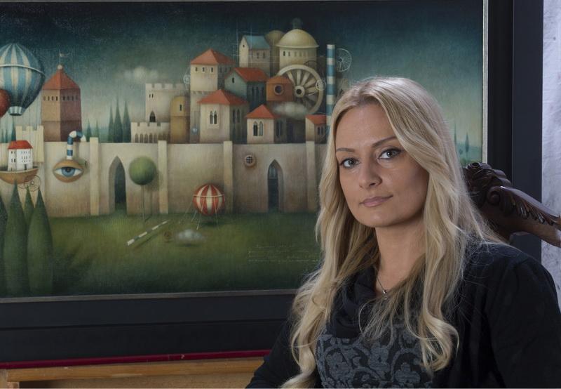 Snezana Petrovic, fotografija iz privatne arhive