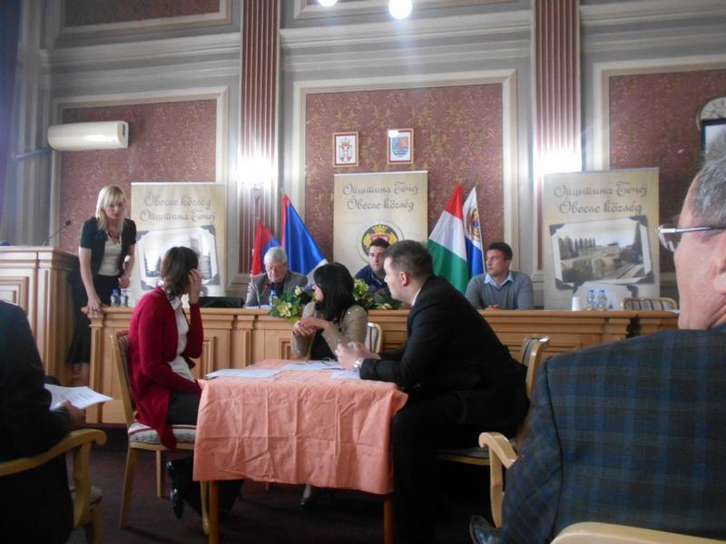 Verifikovanje mandata odbornika   Foto: Ana Aćimov