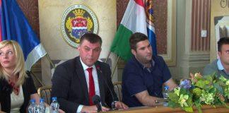 Tomašević na čelu bečejskog parlamenta | Foto: Ana Aćimov