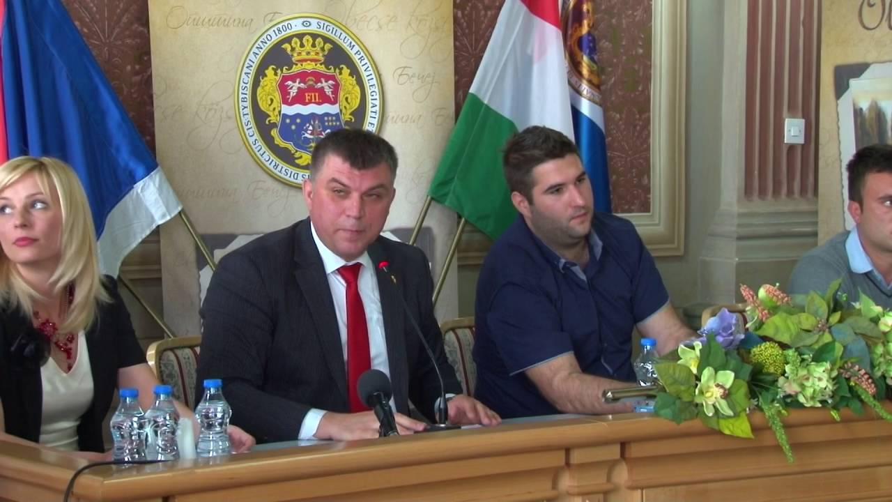 Tomašević na čelu bečejskog parlamenta | Foto Arhiva