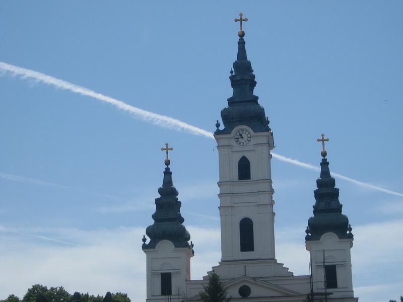 Bljesnuli beli tornjevi | Foto: Vlastimir Jankov
