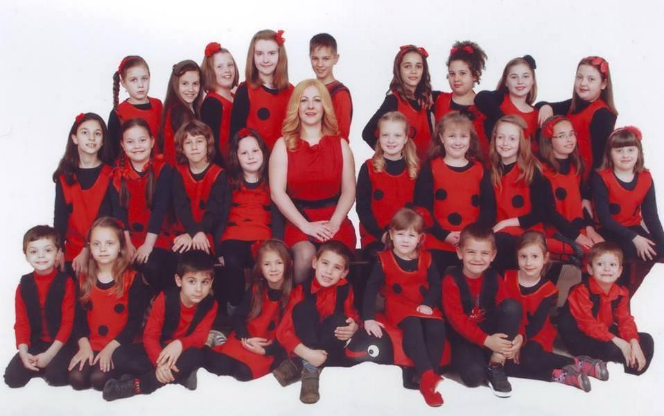 """Dečiji hor """"Bubamara"""" peva na srpskom i mađarskom"""