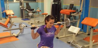 Sa treninga personalnog trenera Nenada Gojkovića | Foto: Nenad Gojković