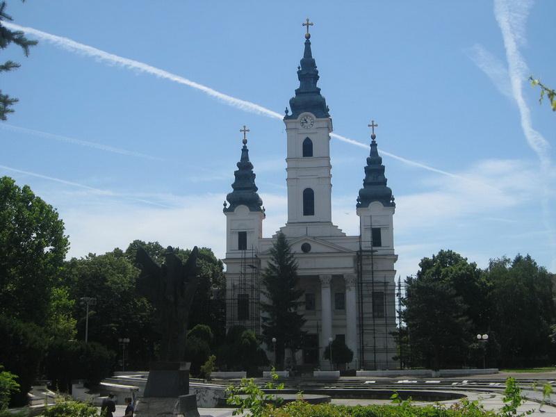 Velelepna crkva čeka završetak rekonstrukcije | Foto: Vlastimir Jankov