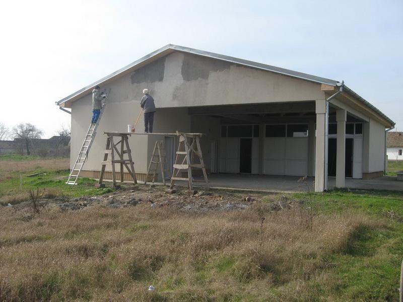 Éveken át épült a bocsári kápolna