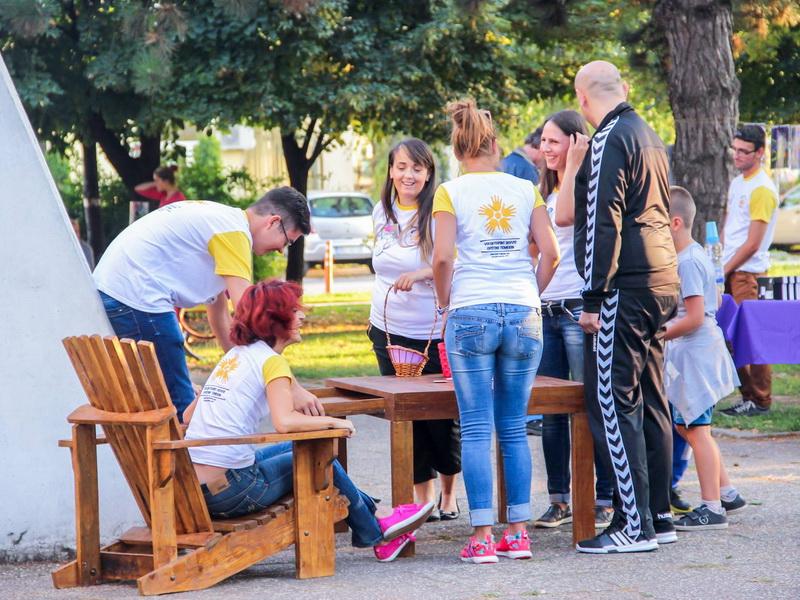 Mladi temerinske opštine na okupu