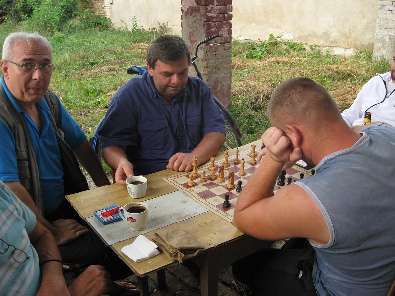 U Bočaru se voli šah | Foto: Vlastimir Jankov