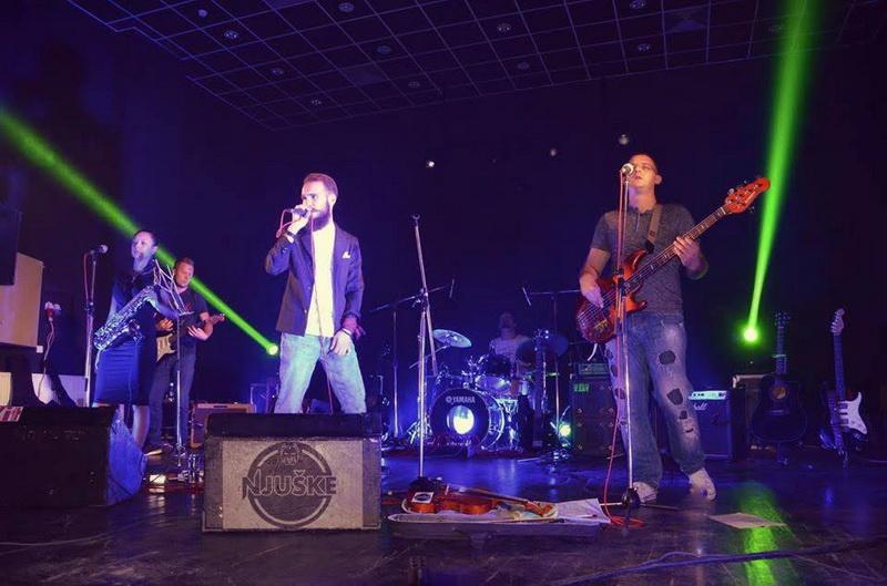 Njuške, bend iz Čelareva oduševio publiku