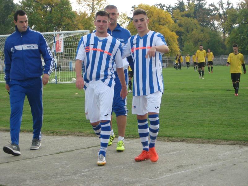 Od 45 postignutih golova, Đuričin i Ž. Kobiljski su postigli 34 | Foto: Vlastimir Jankov
