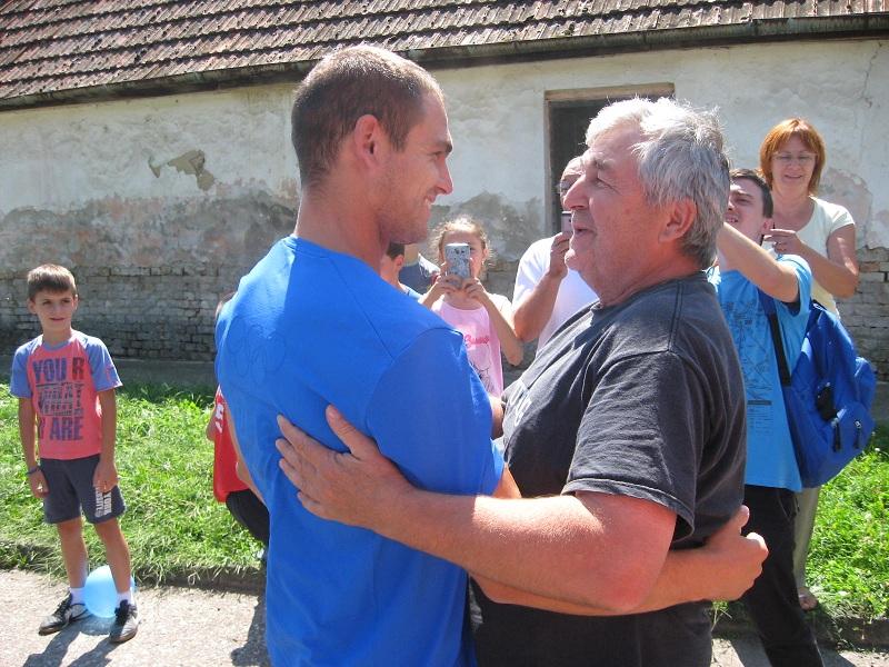 Stevan i Marko Tomićević, vicešampion iz Rija | Foto: Vlastimir Jankov