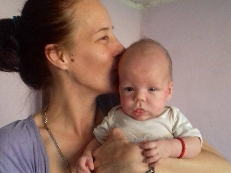 Majka sve vreme verovala u ozdravljenje bebe