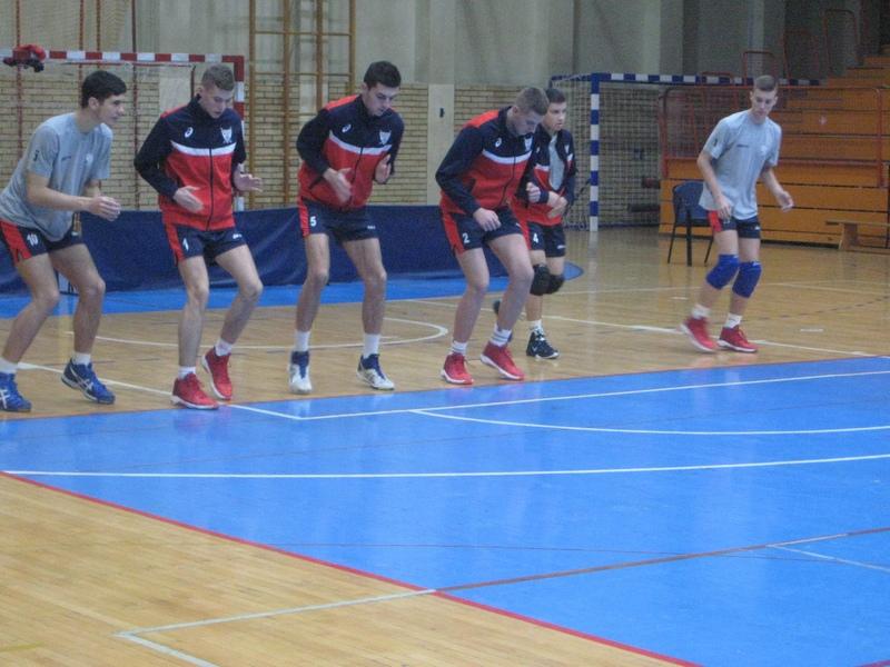 Njima predstoji ispit na fajnal foru Juniorskog prvenstva Vojvodine | Foto: Vlastimir Jankov