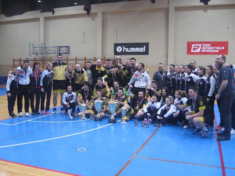 Trofeji kupa Vojvodine zasluženo su otputovali u Pančevo | Foto: Vlastimir Jankov