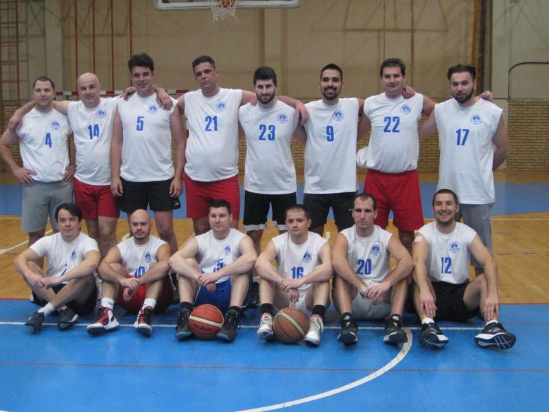 Pobednička ekipa mlađe generacije | Foto: Vlastimir Jankov