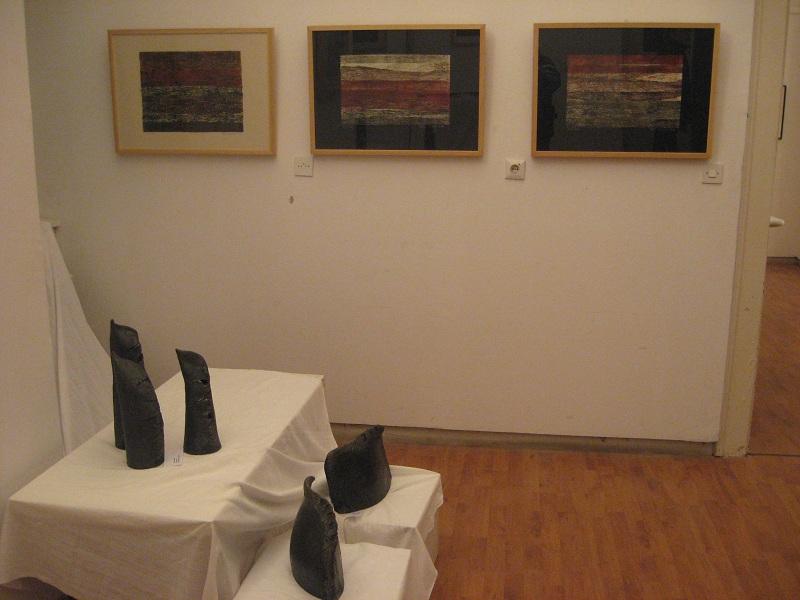Deo postavke izložbe Eržebet Mezei | Foto: Vlastimir Jankov