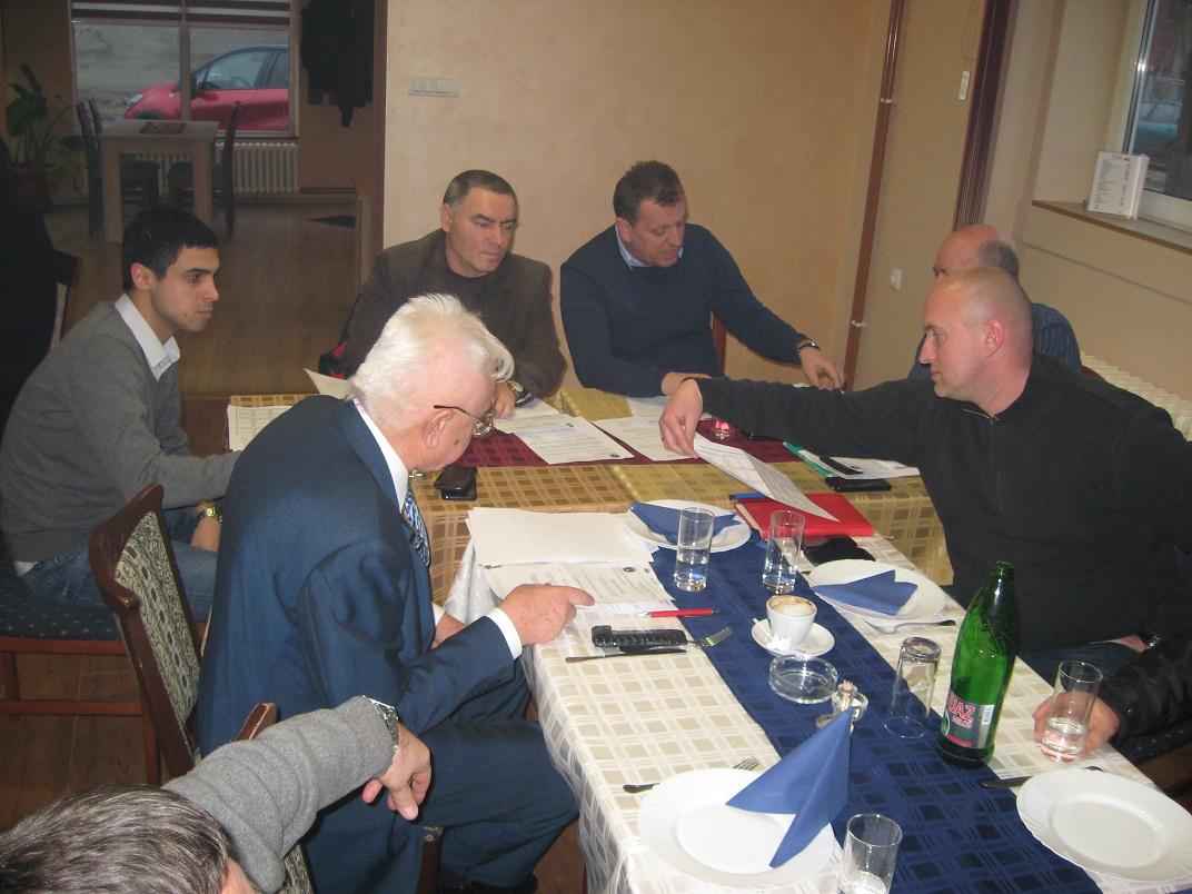 Sednicom Konferencije presedavao je Slaviša Dabižljević   Foto: Vlastimir Jankov