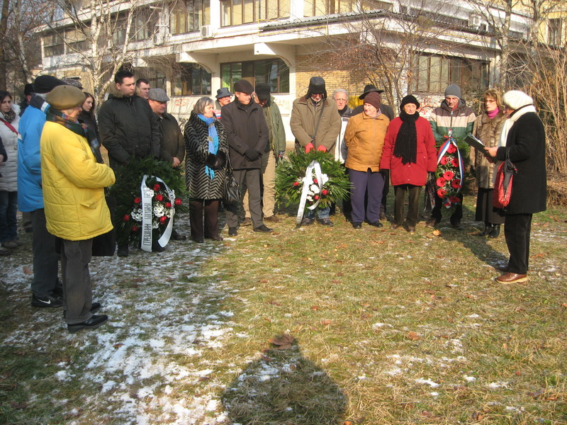 Sa komemoracije u Bečeju | Foto: Vlastimir Jankov