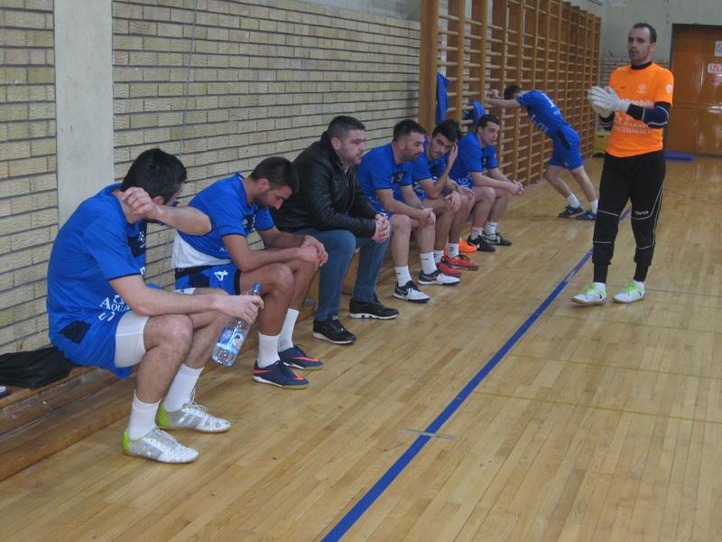 Pet prijatelja brani titulu pobednika turnira | Foto: Vlastimir Jankov