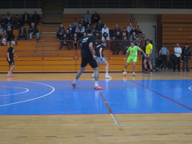 "Siriški ""pekari"" su sigurnom igrom ""umesili"" polufinale | Foto: Vlastimir Jankov"