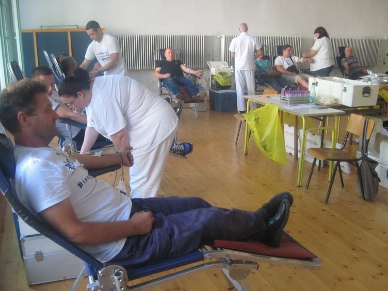 Posle dužeg vemena dobar odziv humanitaraca u Bečeju | Foto: Vlastimir Jankov