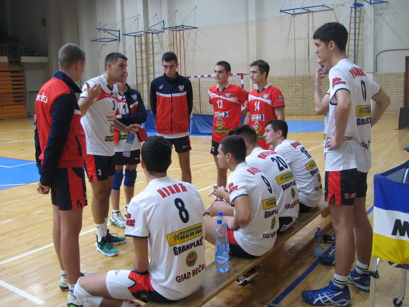 Odbojkaša Bečeja će i dalje igrati u Prvoj B ligi Srbije   Foto: Vlastimir Jankov