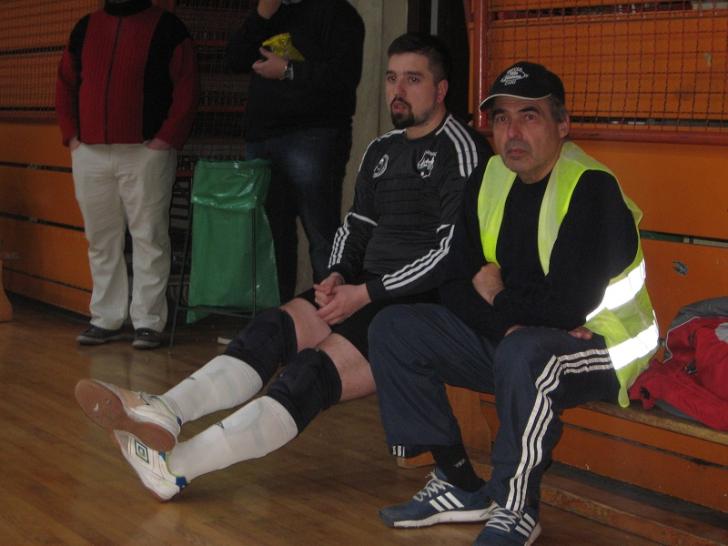 Istekla je suspenzija golmanu Zoranu Ćurčiću i on se vraća u ekipu | Foto: Vlastimir Jankov