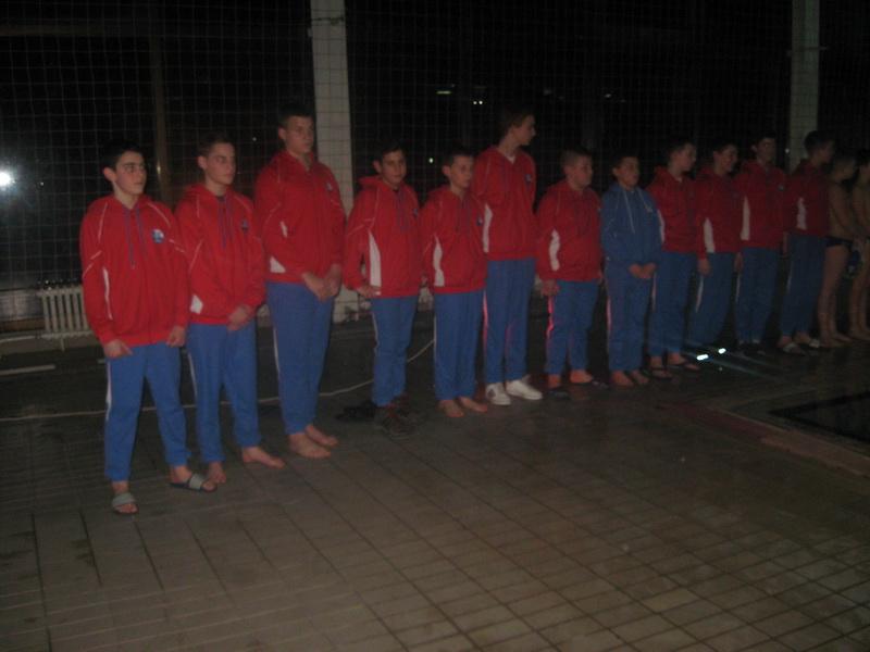 Mladi Bečejci u svečanom defileu | Foto: Vlastimir Jankov