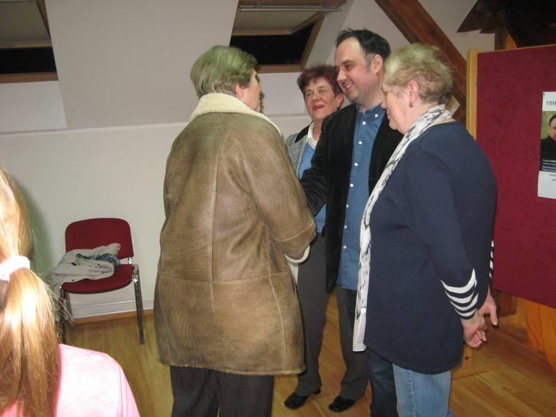 Odrasli su se zahvalili Ciletu na večeri za pamćenje   Foto: Vlastimir Jankov