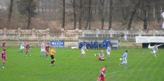 Momenat sa utakmice Bečejaca protiv Kanjižana | Foto: Vlastimir Jankov