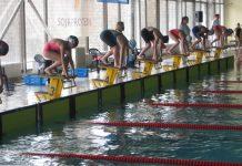 Ovako je bilo pre dve nedelje na kadetskom prvenstvu u plivanju u Bečeju | Foto: V. Jankov