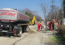 Radovi na uglu Republikanske i Sinđelićeve ulice | Foto: Vlastimir Jankov