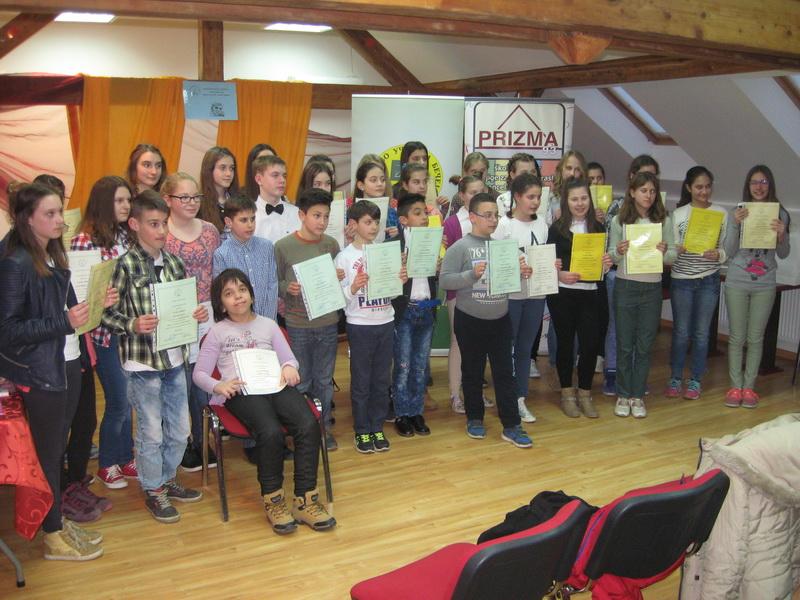 Učesnici jubilarne desete manifestacije Miki u čast | Foto: Vlastimir Jankov