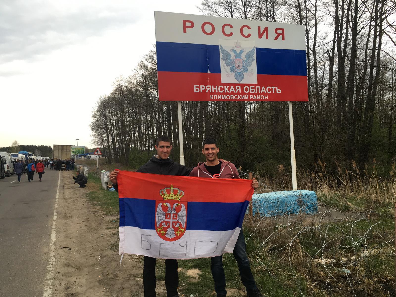I napokon Rusija