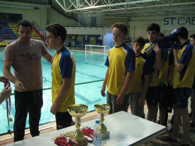 Drugo mesto su osvojili mladići Barselonete | Foto: Vlastimir Jankov