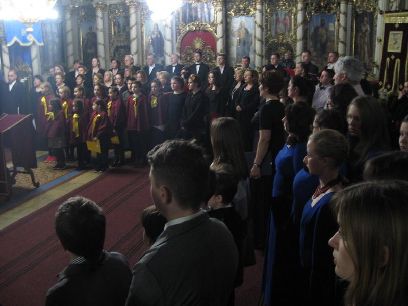 Sa svečanog koncerta povodom dve decenije od obnavljanja rada | Foto: Vlastimir Jankov