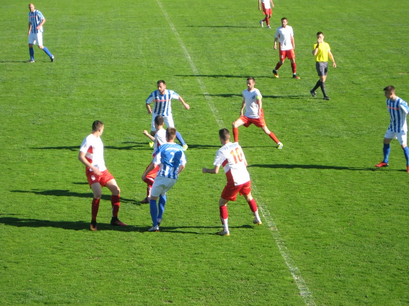 Ne sme biti kiksa u narednim utakmicama | Foto: Vlastimir Jankov