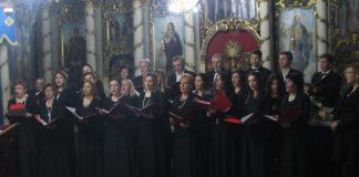 Hor slavljenika na svečanom koncertu povodom godišnjice   Foto: Vlastimir Jankov