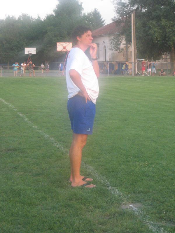 Dejan Kapriš je i sam prijatno iznenađen pobedom njegove ekipe | Foto: Vlastimir Jankov