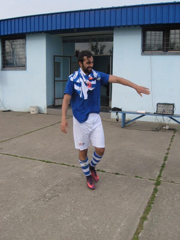Nemanja Kragović je jedan od najsigurnijih fudbalera Bečej ove sezone | Foto: Vlastimir Jankov