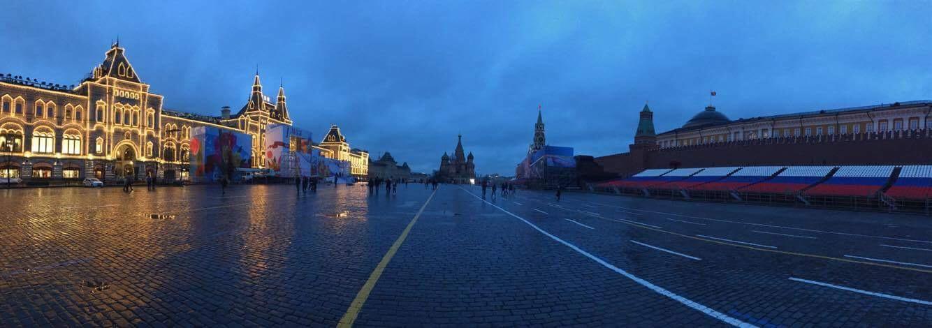 Sve je spremno za paradu u Moskvi