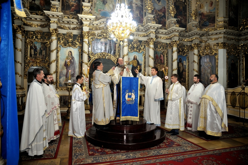 Episkom Jovan vršio je službu Svete božanstvene liturgije | Foto: Vlastimir Jankov