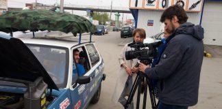 Mali nastup za rusku televiziju