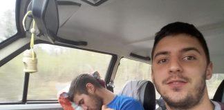 Dok ja vozim Đole spava