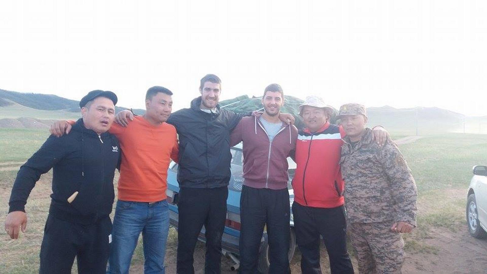 Druženje u mongolskim prostranstvima