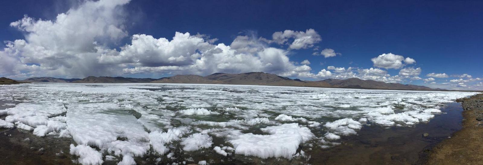 Uživamo u prostranstvima Mongolije.