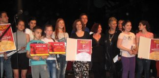 Nagrađeni u obe konkurenciji tek završenih Majskih igara   Foto: Vlastimir Jankov