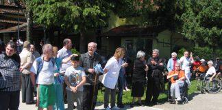 Zainteresovanost je bila prisutna i među navijačima | Foto: Vlastimir Jankov